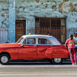 Colors Of Cuba by Robin Zygelman