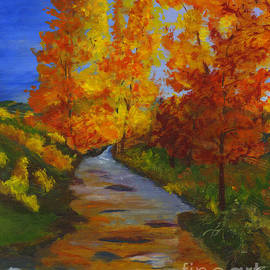 Gloria Condon - Colors of Fall