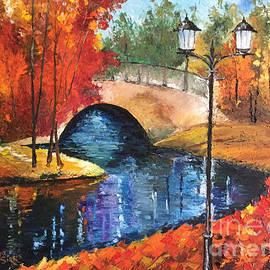 Viktoriya Sirris - Colors Of Fall