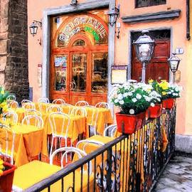 Colors Of Italy # 5 by Mel Steinhauer