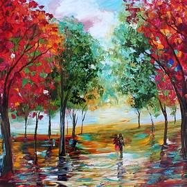 Karen Tarlton - Colors of Love landscape