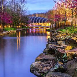 Gregory Ballos - Colors of Spring at Crystal Bridges Museum of Art - Arkansas