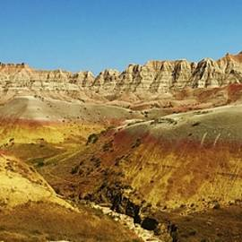 Bruce Bley - Colors of the Badlands