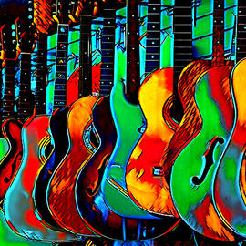 Colour of Music by Pennie McCracken