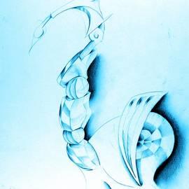 Charlie Jones - Coltrane - Blue