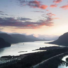 Ryan McGinnis - Columbia River Gorge Sunrise