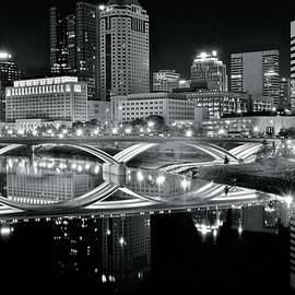 Frozen in Time Fine Art Photography - Columbus Ohio Black and White