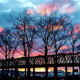 Scott Hufford - Columbus Sunrise