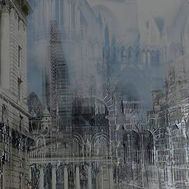 Nicky Jameson - Comes The Night - City Deamscape
