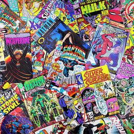 Comic Books by Tim Gainey