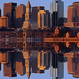 Coming Home To Boston by Juergen Roth