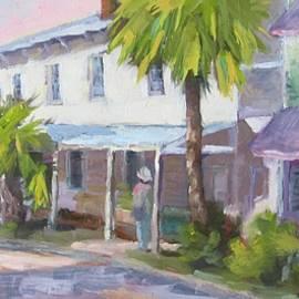 Susan Richardson - Commerce and Avenue E, too