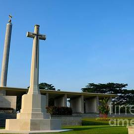 Imran Ahmed - Commonwealth War Graves Commission Kranji Memorial cemetery monument Singapore