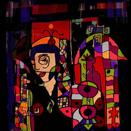 Natalie Holland - Composition No. 2