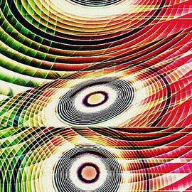 Sarah Loft - Concentric Rings 3