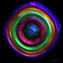 Diane Parnell - Concentric Swirled Titanium