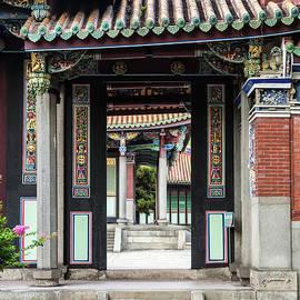 Confucius Temple by Didier Marti