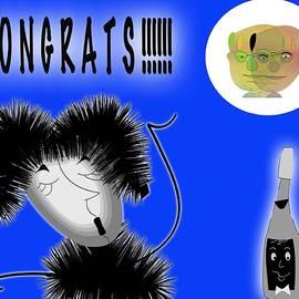 Iris Gelbart - Congrats