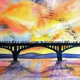 Carlin Blahnik - Congress Bridge Bats Austin Texas