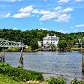 Connecticut River - Swing Bridge - Goodspeed Opera House