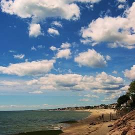 John Scates - Connecticut Sky