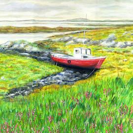 Connemara Galway by Stan Sweeney