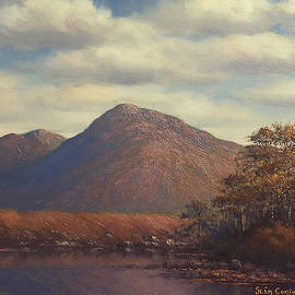 Sean Conlon - Connemara Landscape Revisited