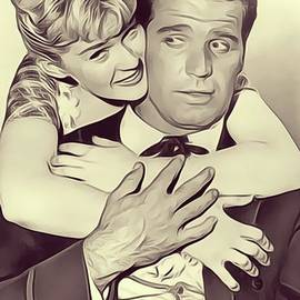 Connie Stevens and James Garner - John Springfield