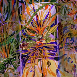 Mindy Newman - Conservatory Glass