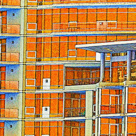 Tom Janca - Construction Color Abstract