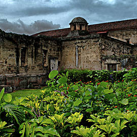 Convento Capuchinas - Antigua Guatemala IX by Totto Ponce