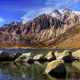 Convict Lake by James Eddy