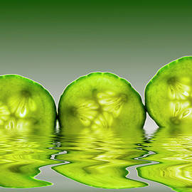 David French - Cool as a Cucumber Slices