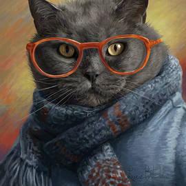 Cool Cat - Lucie Bilodeau