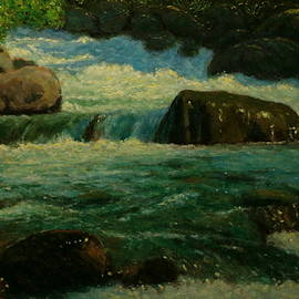 Terry Perham - Cool Mountain Water