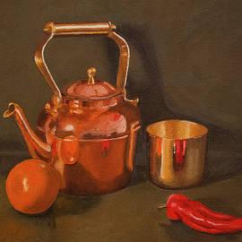 Debbie Davidsohn - Copper and Brass