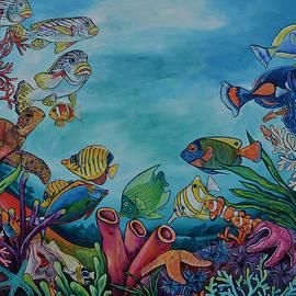 Coral Reef by Patti Schermerhorn