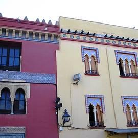 Cordoba Architecture Spain by John Shiron