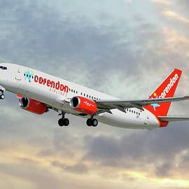 Nichola Denny - Corendon Airlines Boeing 737-81B