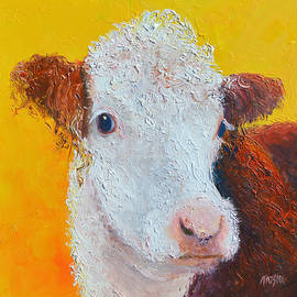 Coriander the Cow by Jan Matson