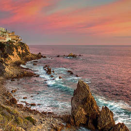 Eddie Yerkish - Corona Del Mar Coastline