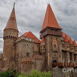 Corvin's Castle by Yair Karelic