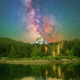 Ralf Rohner -  Cosmic Eruption