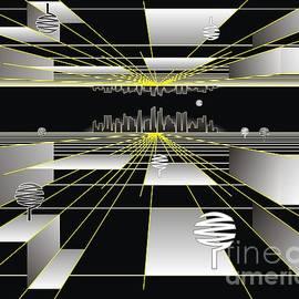Cosmic perspective by Michael Mirijan