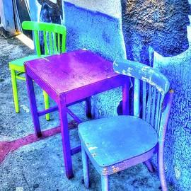 Debbi Granruth - Costa Rica Chairs