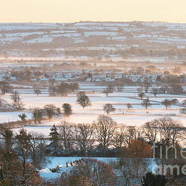 Cotswolds Winter - Tim Gainey