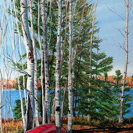 Marilyn McNish - Cottage Country 2