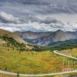 Cottonwood Pass by Tony Baca