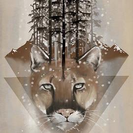 Cougar by Sassan Filsoof