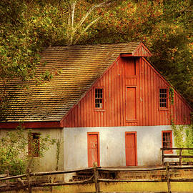 Mike Savad - Country - Barn - Out to pasture